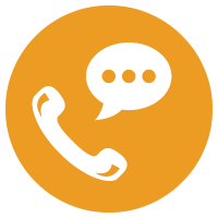 send calls to Connect virtual reception icon