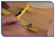online model airplane