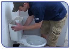 Edinburgh based plumber