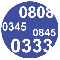 programmable numbers icon