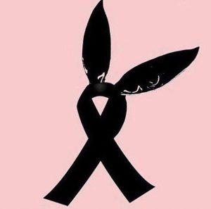 Ariana Grande logo for Manchester charity concert