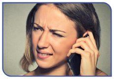irritating sales and cold calls