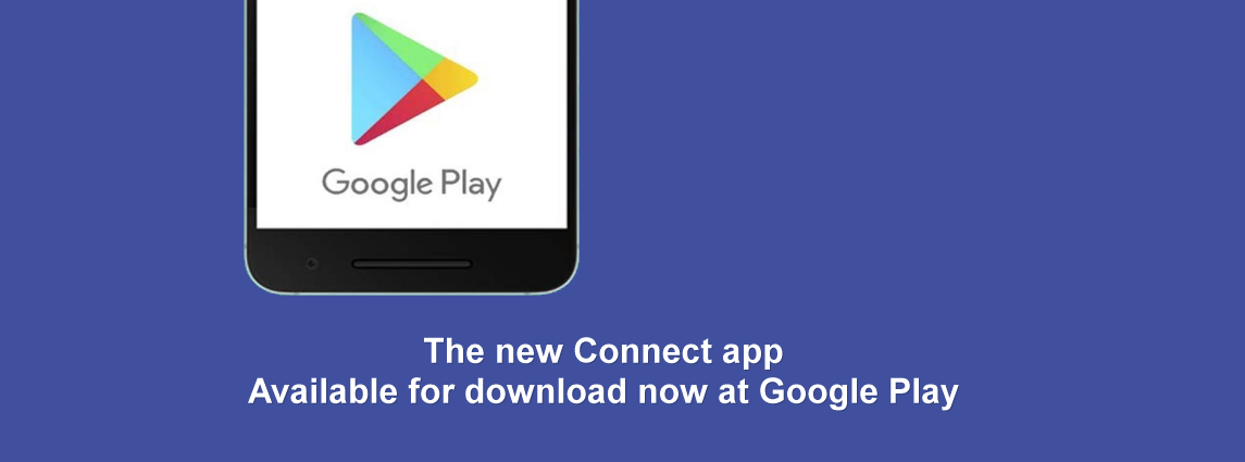 The new Connect app