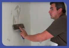 Wall coating and rendering